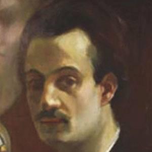 Khalil Gibran Headshot