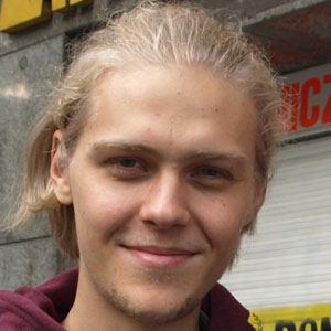 Jakub Gierszal Headshot