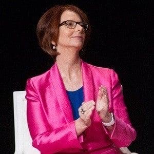Julia Gillard Headshot