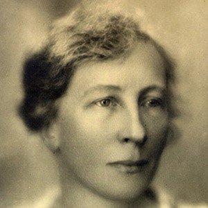 Lillian Moller Gilbreth Headshot
