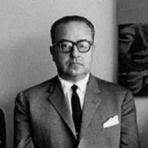 Alberto Ginastera Headshot