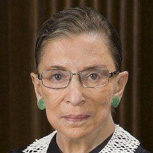 Ruth Bader Ginsburg 1 of 6