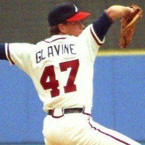 Tom Glavine Headshot
