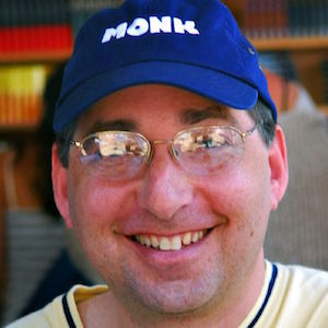 Lee Goldberg Headshot
