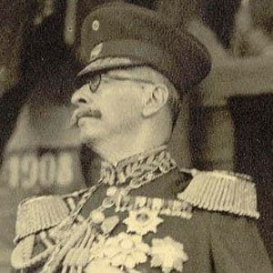 Juan Vicente Gómez Headshot