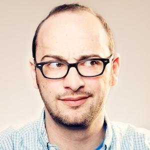 Josh Gondelman Headshot