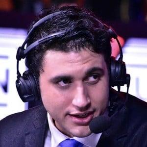 Erick González Headshot