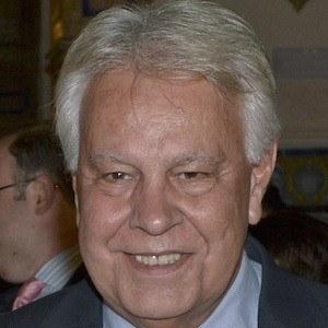 Felipe González Headshot