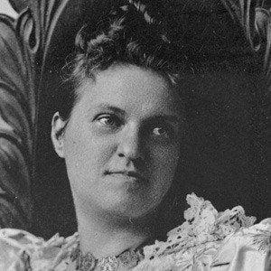Anna Katharine Green Headshot