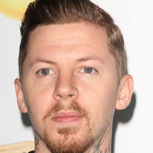 Professor Green 1 of 9