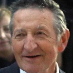Walter Gretzky Headshot
