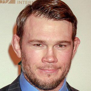 Forrest Griffin 1 of 4