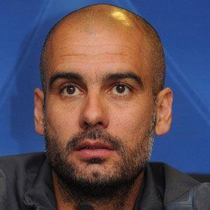 Pep Guardiola 1 of 3