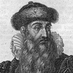Johannes Gutenberg 1 of 3