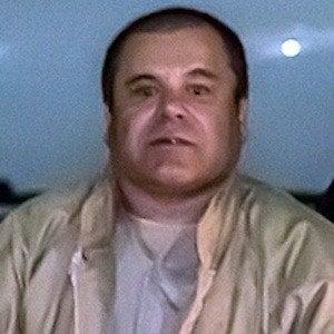 El Chapo Headshot