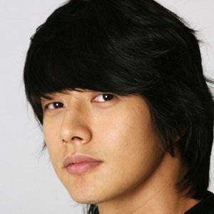 Park Hae-jin Headshot