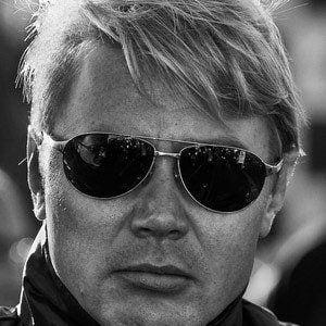 Mika Hakkinen 1 of 4