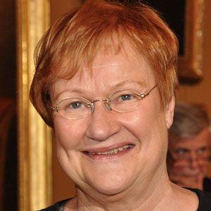 Tarja Halonen Headshot
