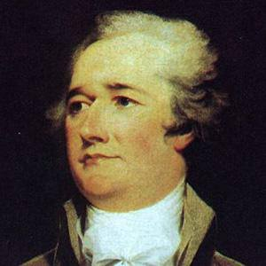 Alexander Hamilton 1 of 7