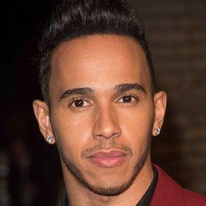 Lewis Hamilton 1 of 8