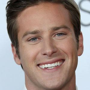 Armie Hammer 1 of 10