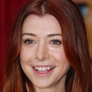 Alyson Hannigan 1 of 10