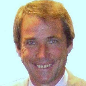 Alan Hansen Headshot