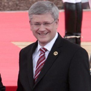 Stephen Harper 1 of 4