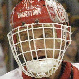 Dominik Hasek Headshot
