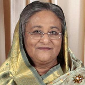 Sheikh Hasina 1 of 2