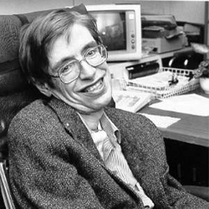 Stephen Hawking 1 of 5