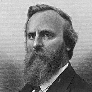 Rutherford B. Hayes 1 of 4