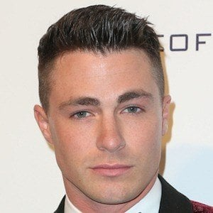 Colton Haynes 1 of 10