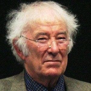 Seamus Heaney Headshot
