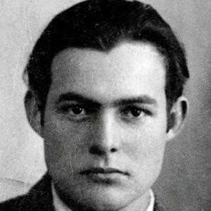 Ernest Hemingway 1 of 6
