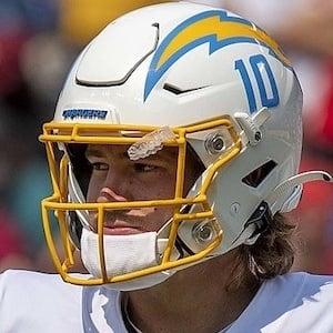 Justin Herbert Headshot