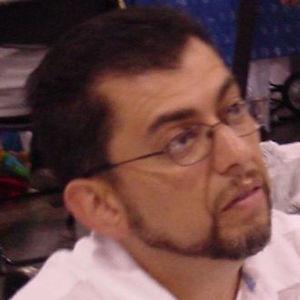 Jaime Hernández Headshot