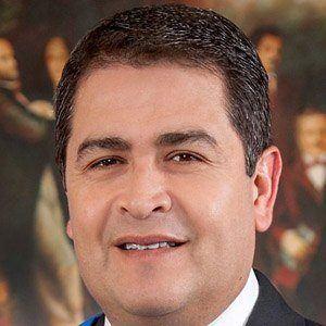 Juan Orlando Hernández Headshot