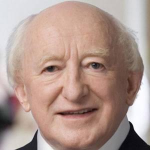 Michael D. Higgins Headshot