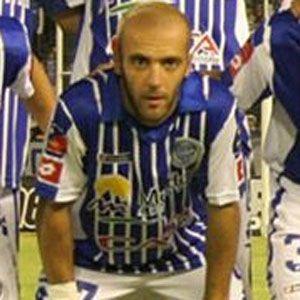 Federico Higuaín Headshot