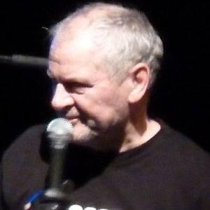 Jon Hiseman Headshot
