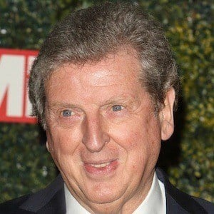 Roy Hodgson Headshot 1 of 2