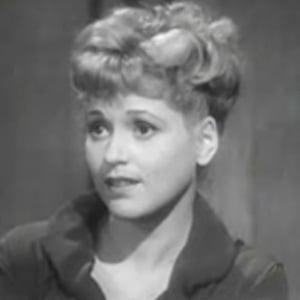 Judy Holliday Headshot