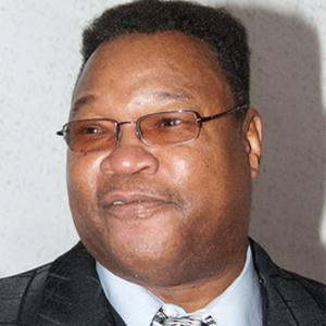 Larry Holmes Headshot