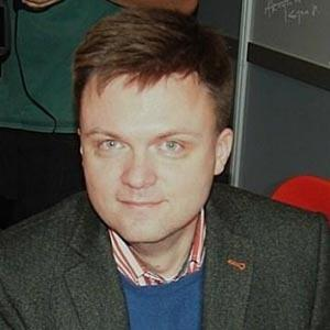 Szymon Holownia Headshot
