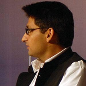 Deepender Singh Hooda Headshot