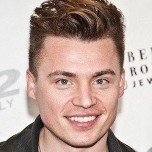 Shawn Hook 1 of 3