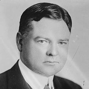 Herbert Hoover 1 of 5