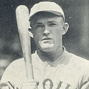 Rogers Hornsby Headshot