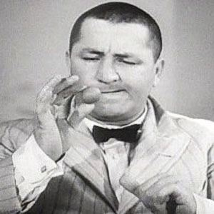 Curly Howard 1 of 4